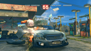 Les nouveautés de Super Street Fighter IV