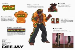 Encore des costumes pour Super Street Fighter IV