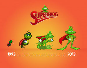 Superfrog arrive sur le PSN