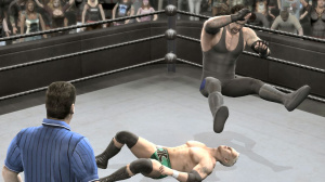 THQ annonce WWE Smackdown Vs Raw 2009
