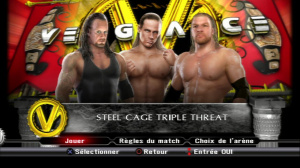 Smackdown Vs Raw 2009 s'est bien vendu