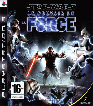 Star Wars : Le Pouvoir de la Force sur PS3