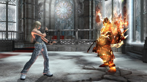 Images : La renaissance de Tekken 5 sur PS3