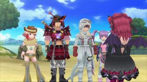 Des costumes pour Tales of Graces f