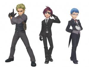 De nouveaux costumes pour Tales of Graces PS3