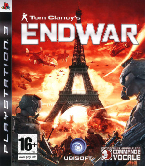 Tom Clancy's EndWar sur PS3