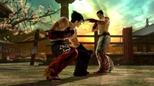 TGS 2008 : Images Tekken 6