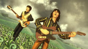 L'album Abbey Road pour The Beatles : Rock Band