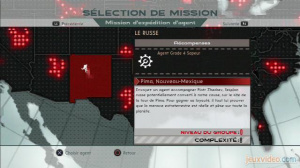 Solution complète : Missions d'expédition d'agent