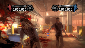 The House of the Dead : Overkill à l'abattoir