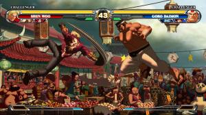 King of Fighters XII repoussé à fin septembre