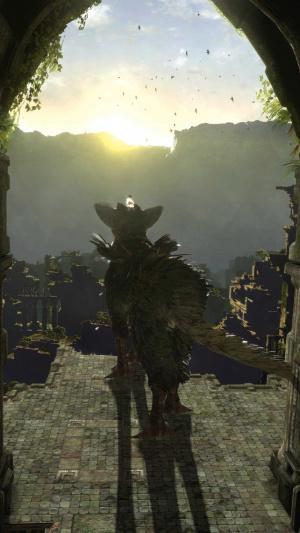 E3 2009 : Images de The Last Guardian