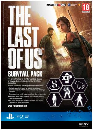 The Last of Us : Jaquette et bonus de précommande