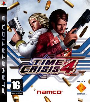 Time Crisis 4 sur PS3