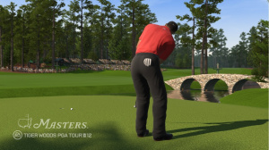 Images de Tiger Woods  PGA Tour 12 : The Masters
