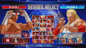 Images de King of Fighters XII