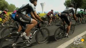 Tour de France le Jeu Officiel daté et illustré