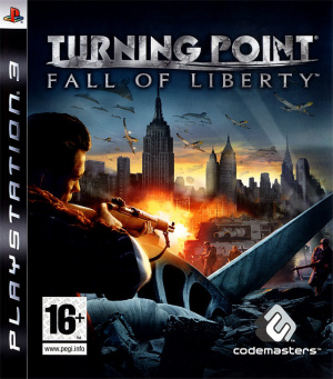 Turning Point : Fall Of Liberty sur PS3