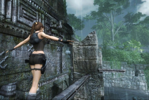 Images : Tomb Raider Underworld