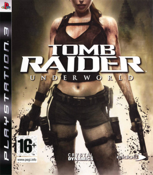Tomb Raider Underworld sur PS3