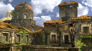 Uncharted Drake's Fortune : interview Christophe Balestra