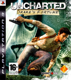 Uncharted : Drake's Fortune sur PS3