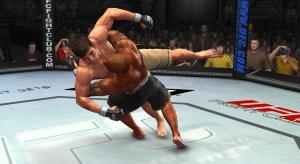 GC 2008 : Images de UFC 2009 Undisputed