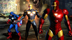 Marvel vs. Capcom 2 & 3 se retirent du XBLA et du PSN