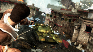 Meilleur jeu d'action : Uncharted 2 - Among Thieves (PS3)