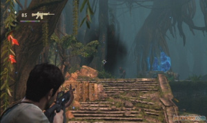 Uncharted among thieves ps3 cheats