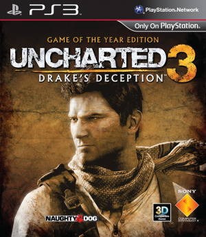 Uncharted 3 en édition Game of the Year