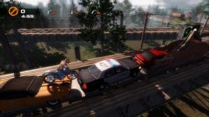 Urban Trial Freestyle sur iOS et 3DS