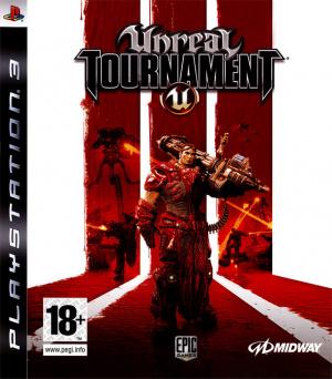 Unreal Tournament III sur PS3