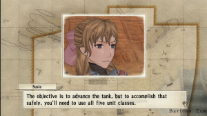 Images de Valkyria Chronicles - The Challenges of the Edy Detachment
