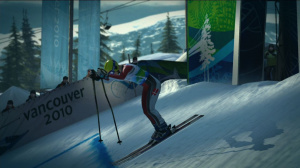 Images de Vancouver 2010 : Le Jeu Vidéo Officiel des Jeux Olympiques
