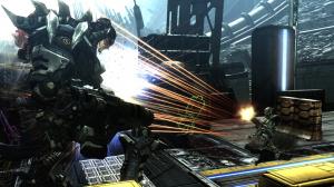 E3 2010 : Images de Vanquish