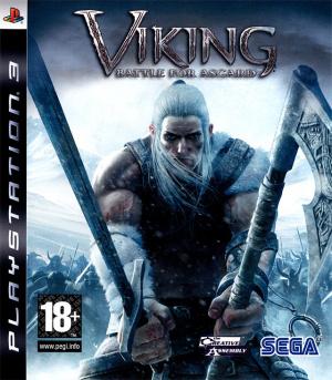 viking battle for asgard sur playstation 3. Black Bedroom Furniture Sets. Home Design Ideas