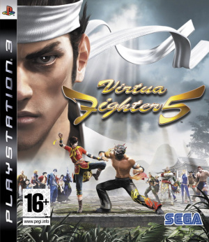 Virtua Fighter 5 sur PS3