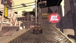 Reportage vidéo sur WALL-E dans les locaux de Pixar
