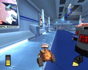 Wall-E nous montre ses rouages