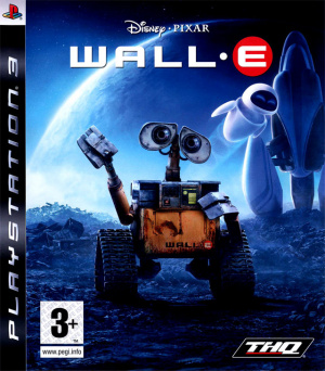 WALL-E sur PS3