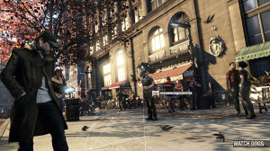Watch Dogs au lancement de la PS4