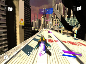 Images : WipEout HD