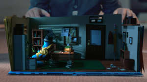 GC 2012 : Images de Wonderbook : Diggs Nightcrawler