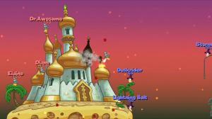 Du contenu PSN pour Worms 2 : Armageddon