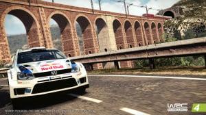 Premières images de WRC 4