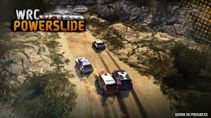 WRC Powerslide