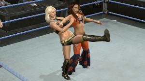 Images et vidéo de WWE Smackdown vs Raw 2010