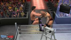 Premières images et infos pour Smackdown vs Raw 2011