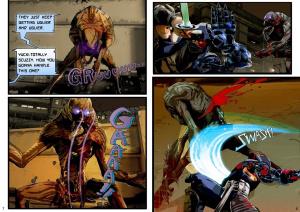 Yaiba : Ninja Gaiden Z se présente version comics